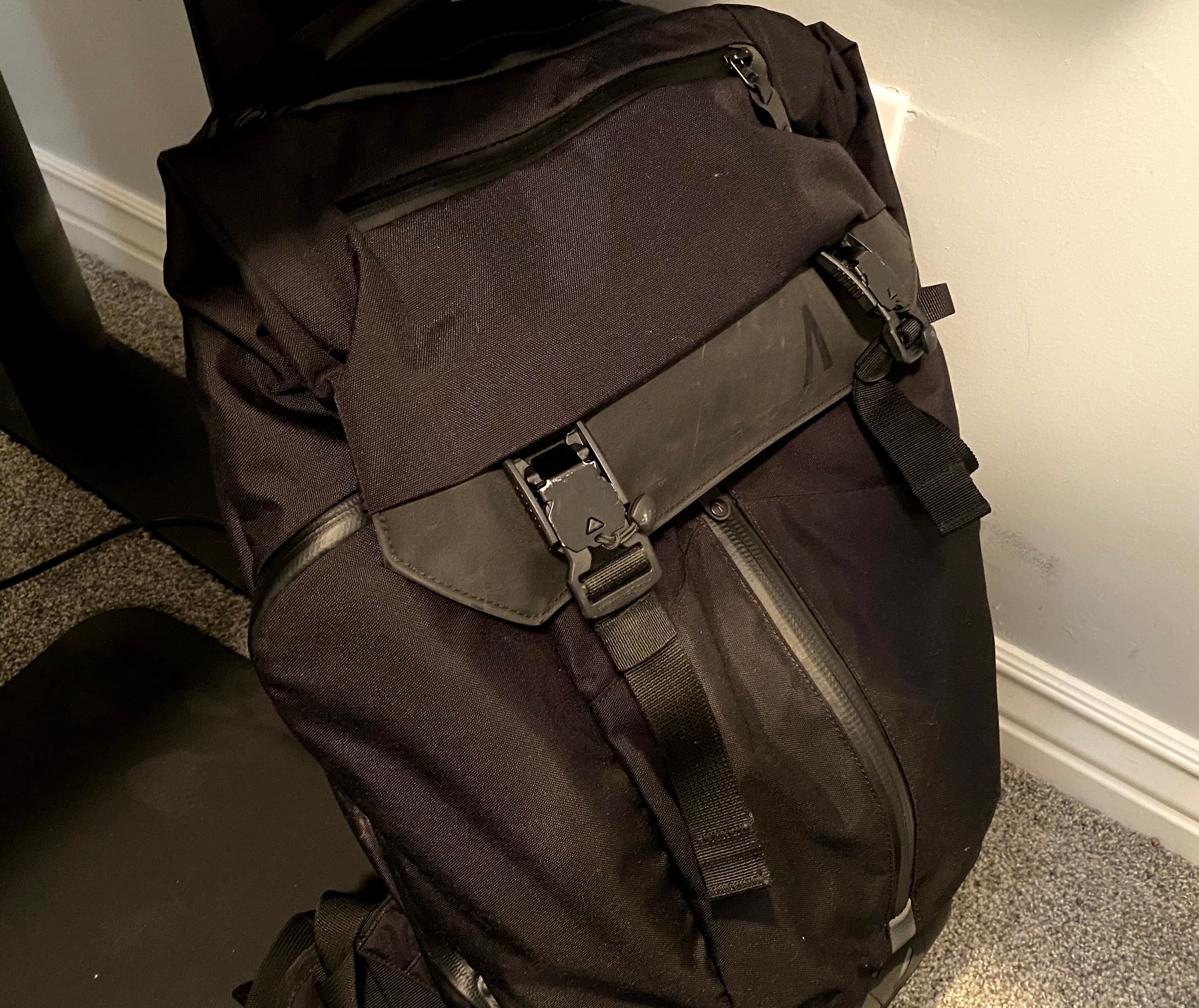 boundary supply backpack