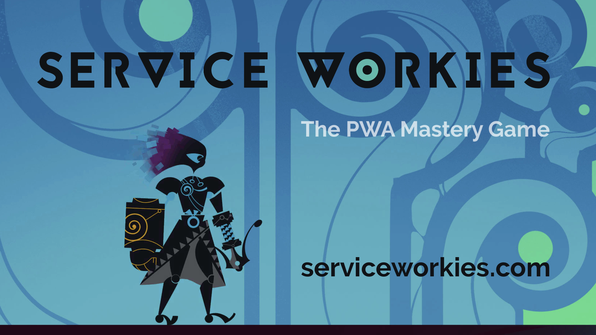 Service Worker Game